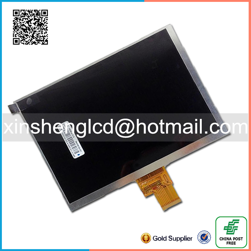 LCD Display Matrix inner Screen Panel Replacement 8 Prestigio PMP7480D3G_QUAD MULTIPAD 4 ULTIMATE 8.0 3G TABLET Free Shipping