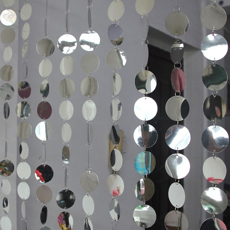 إمدادات حزب مهرجان PVC الترتر الستار - منسوجات منزلية