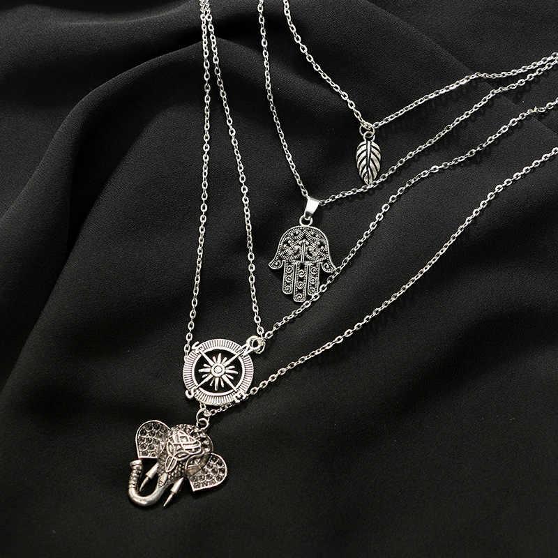Dài Da Lộn Màu Đen Chuỗi Cord Da Choker Jewelry Ribbon Rope Bọc Cổ Áo Cổ Gothic Chokers Tie Lariat Choker Vòng Cổ