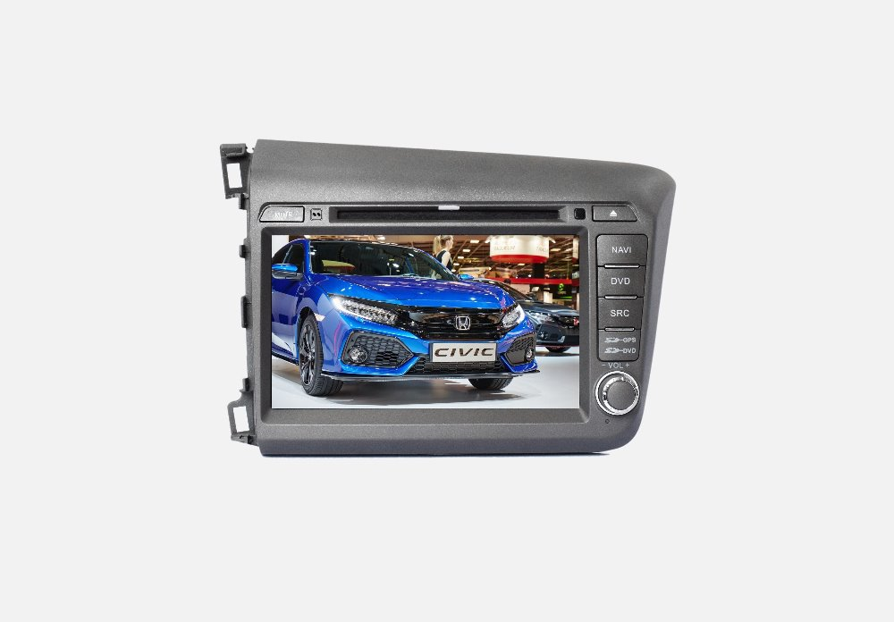 S190 touch screen android 7.1 car dvd player for Honda New Civic wifi/3G device mirror link navigation DVR gps car stereo radio