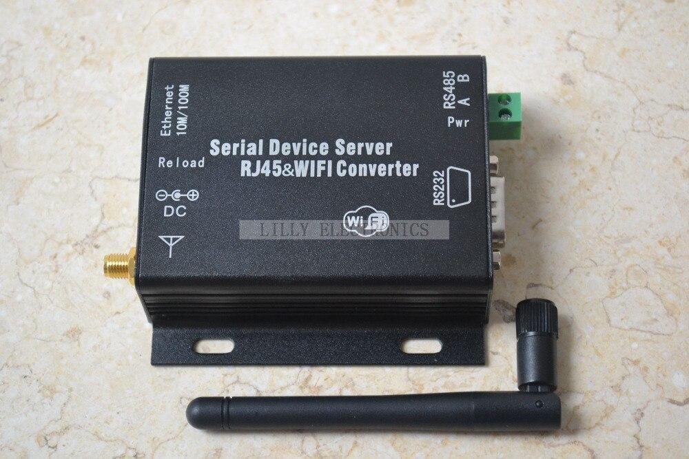 HLK-WIFI232-610 RS232/RS485 à WIFI RJ45 série au serveur série de Module de WIFI