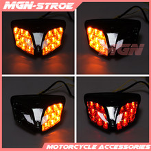 Rear Turn Signal Tail Stop Light Lamp Integrated For GSXR600 GSXR 750 K8 K11 2008-2015 GSXR1000 K9 09-15