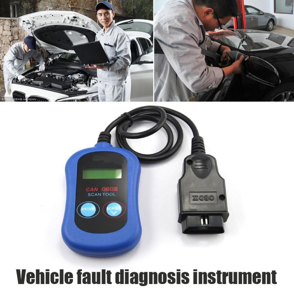 OBD2 Scanner Car Code Reader OBDII Vehicle OBD Automotive Scanner Fault Code Reader in Russian Diagnostic