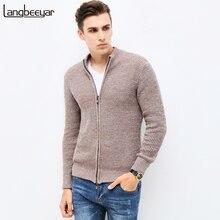 2017 New Autumn Winter Fashion Brand Clothing font b Mens b font font b Sweaters b