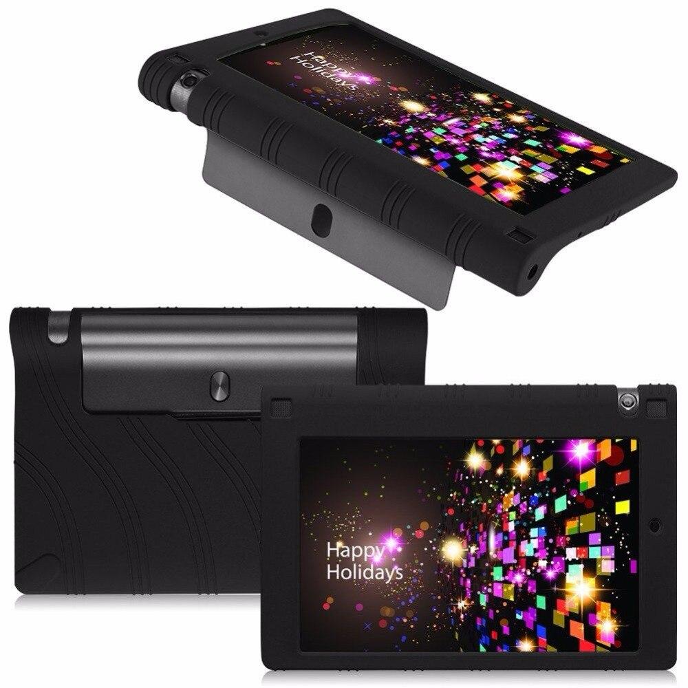 Funda de silicona para Lenovo Yoga Tab 3 850f Funda de goma para yoga - Accesorios para tablets - foto 6