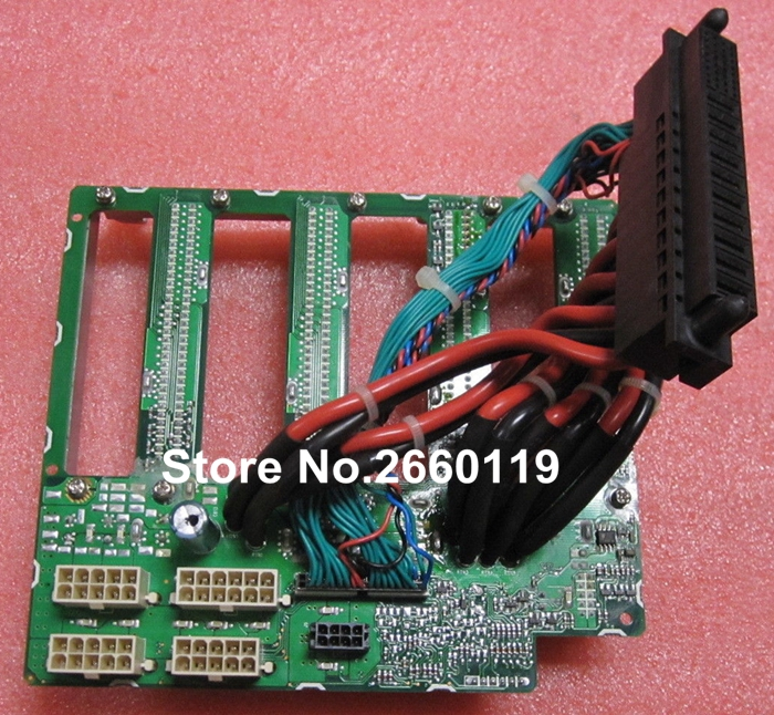 цены Power Supply backplane unit for DL580 DL585 G7 590515-001 591202-001, fully tested