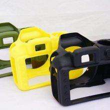 DSLR Camera Video Bag Soft Silicon Rubber Protection Case for Nikon