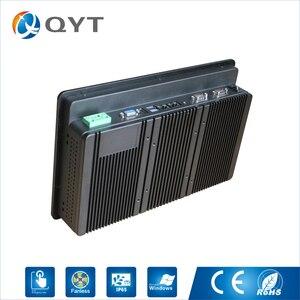 Image 4 - Panel pc industriale da 11.6 pollici tablet pc per uso industriale utilizzando con Processore Intel i3 2.3 Ghz 4 GB DDR4 32G SSD Risoluzione 1366x768