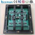 LEEMAN P10 RGB светодиодный дисплей 16x16 --- Цена По Прейскуранту Завода 3 Г LED панель 4/5/6 мм Такси Топ Серии Цифрового Отображения Рекламы экран видеостены