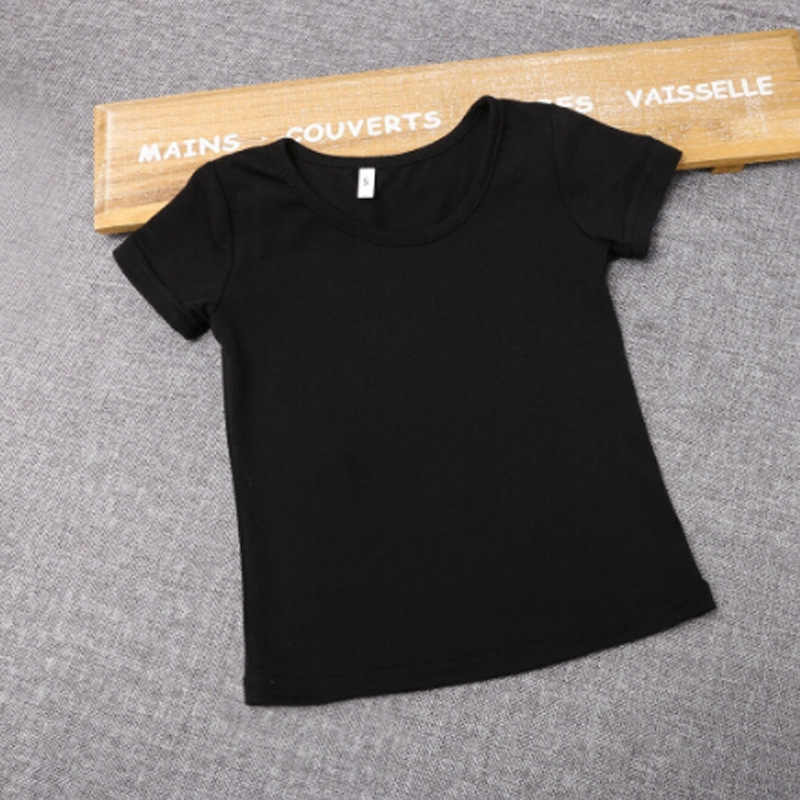 สีดำเสื้อสำหรับชายฤดูร้อนทารกเจ้าหญิงน้องสาวตัวอักษรสีขาวเสื้อยืดวันเกิด Party เสื้อผ้าเด็กขนาด 0 3 5 8 ปี