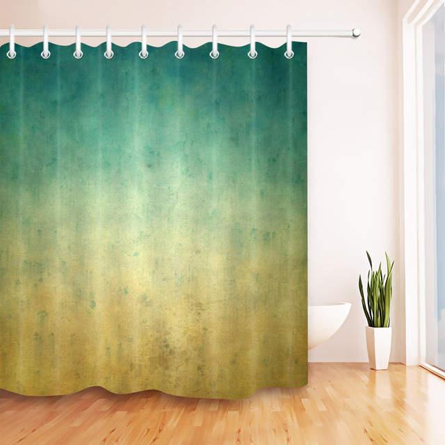 72 Color Gradual Change Brown To Green Bathroom Waterproof