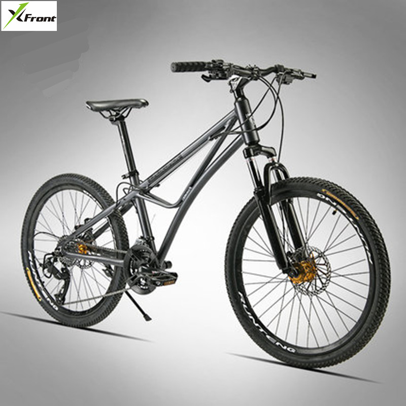 New Brand Aluminum Alloy Frame Mountain Bike Outdoor Sport 24/26 Inch Wheel 24/27 Speed Disc Brake MTB Bicicleta Bicycle