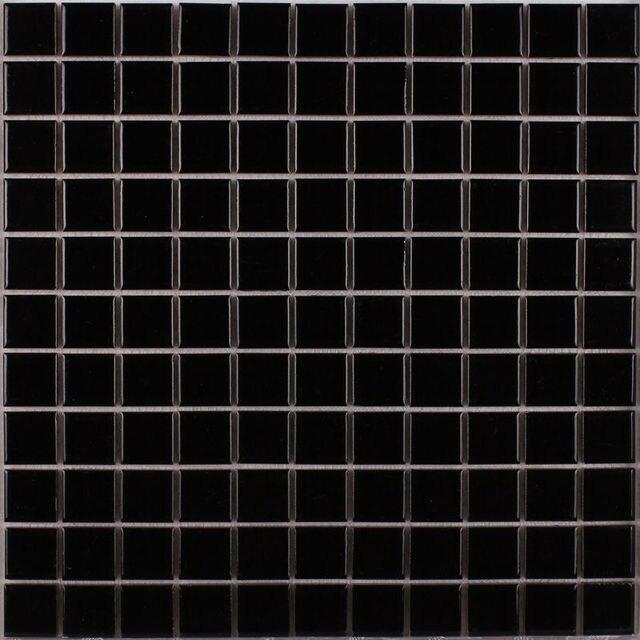 ENVÍO gratis mosaico baldosas de Gres Porcelánico esmaltado negro ...