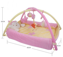 Baby lay Mat with 5 Toys