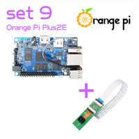 Orange Pi Plus 2E Set 9:  Pi Plus 2E and 2MP Camera with wide-angle lens  not for  raspberry pi 2
