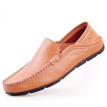 Новые весенние и осенние мужские туфли больших размеров в горошек