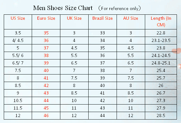 men shoes size chart_2