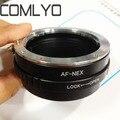 New COMLYO Camera Lens adapter for Sony Minolta MA AF to Nex Lens Adapter Converter E-Mount for Sony Nex-7 Nex-6 NEX-5 NEX-3