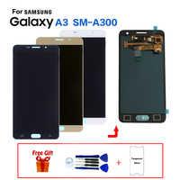 Für Samsung Galaxy A3 SM-A300F A300FU Display LCD Bildschirm Ersatz für Samsung A300M A300G A300Y A3000 A3009 display modul