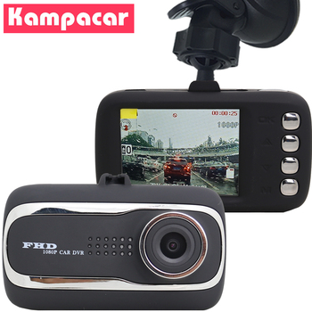 "Kampacar 2 "" Car Dvr Mini Cameras Dash Cam Mirror Video Recorder For Cars Registrator Auto Camcorder Full HD 1080P DVRs Camera"