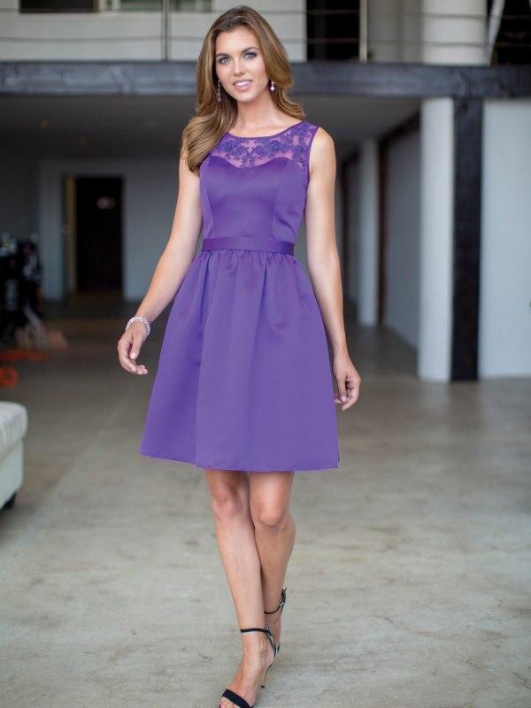 Promoción de Púrpura Vestidos Para Bodas - Compra P&uacute ...