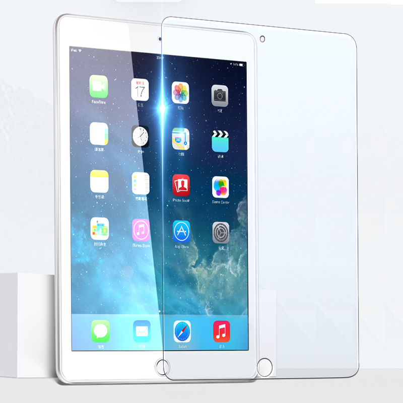 """A1709 2017 Tempered Glass Screen Protector For iPad Pro 10.5/"""" A1701 2 Pack"""