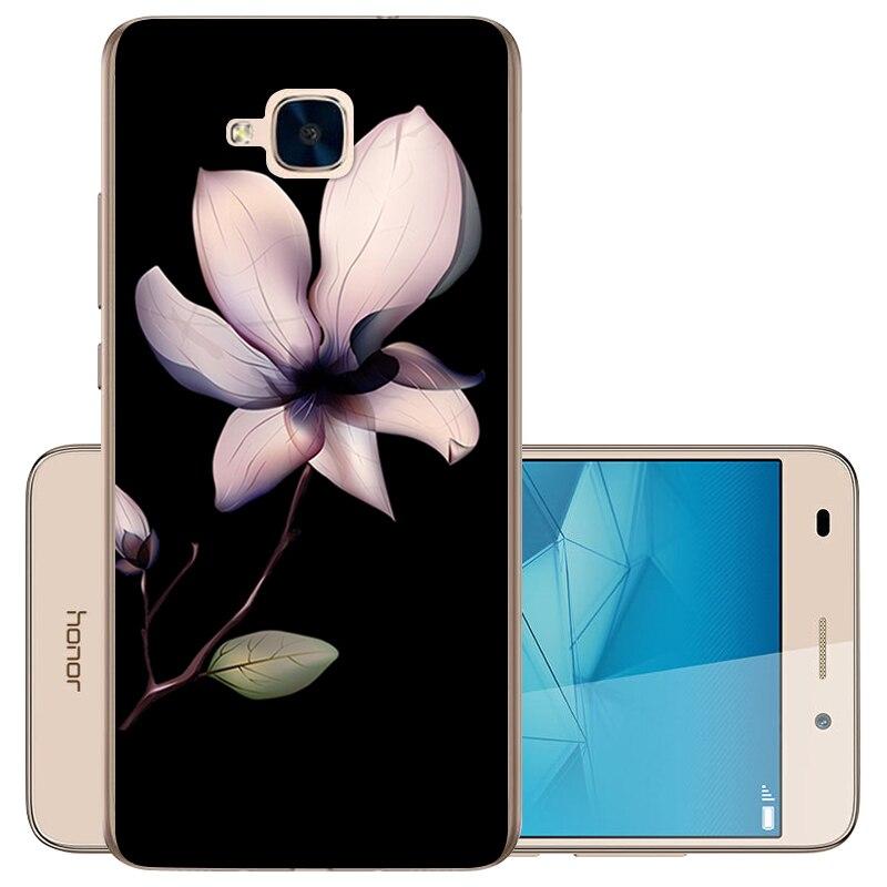 CaseRiver Soft Silicone (versión rusa) para Huawei Honor 5C Carcasa - Accesorios y repuestos para celulares - foto 2