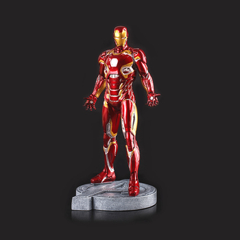 Cool 1:6 scale Iron Man Large Size Resin 12inch Toy Figure Model Statue Avengers Action Toy Figurine Marvel Toys Kids Gifts Man