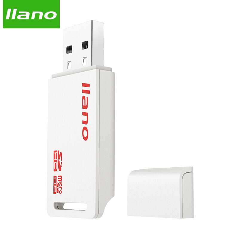 Image 5 - llano Card Reader Mini USB 2.0 SD Micro SD TF OTG Smart Card Reader for Memory Cards Reader USB SD Adapter-in Card Readers from Computer & Office