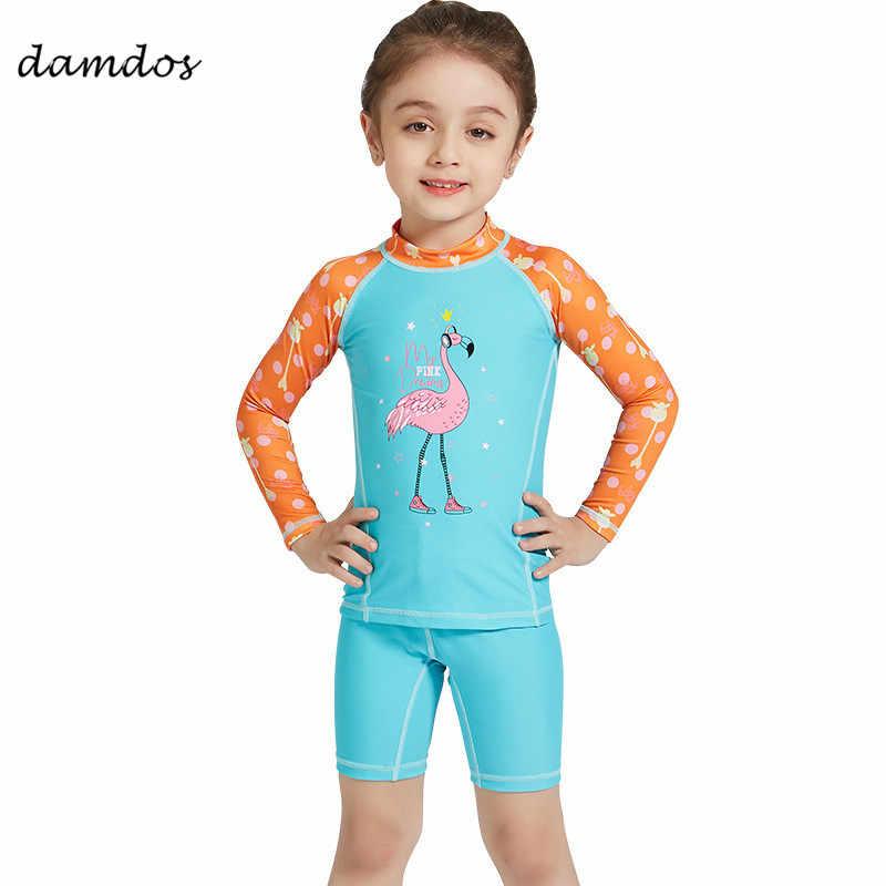 5bc23a8055a ... Bikini Kids Swimwear Two Piece Swimsuit Boy Girls Beach Dress UPF50+ UV  Protected Kids Jellyfish Childen ...