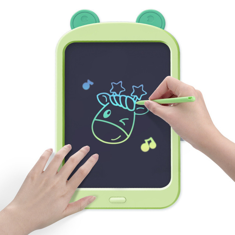 New Intelligent Writing LCD Handwriting Board Graffiti Painting Toy Color Drawing Board Coloring Books for Kids Kids Craft in Drawing Toys from Toys Hobbies