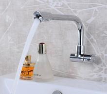 Высокое качество настенные ванная кухня кран одной холодной воды