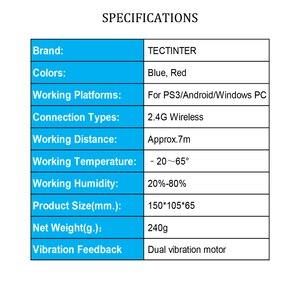 Image 5 - Беспроводной геймпад EasySMX, игровой джойстик, контроллер, совместим с ПК, Windows, PS3, ТВ приставкой, смартфоном на базе Android