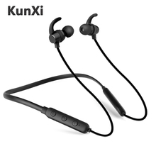 KUNXI X8 bluetooth Earphone Wireless headphones Sports Bluetooth with microphone for phone iPhone xiaomi Samsung