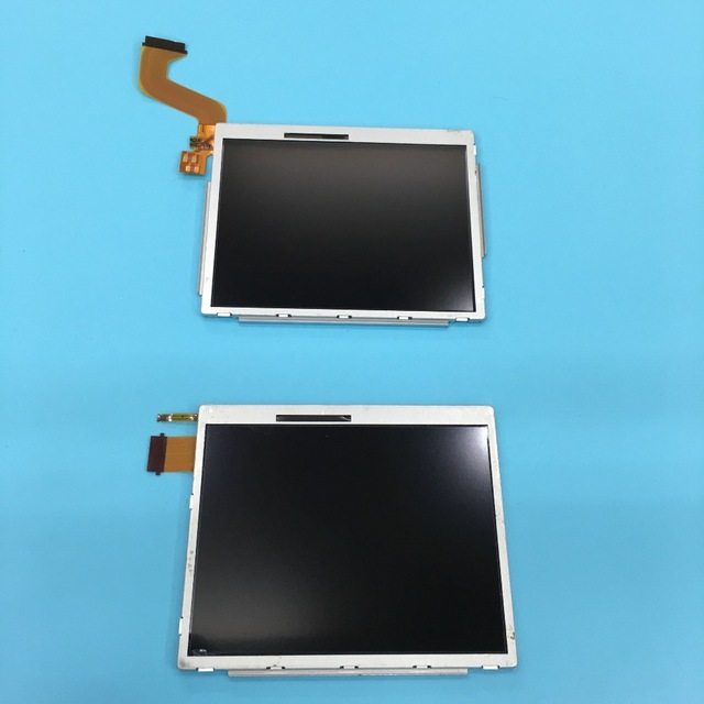 Top LCD Display For NDSI XL Screen Pantalla For Nintendo DSi XL NDSi XL Game Console Accessories Replacement Part