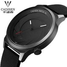 CADISEN Brand Black Silicone Watches Student Women Men Spor Couple Watch Sport Clock Set Wristwatches Relogio Feminino