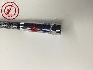 Image 2 - Pour les Z 300S dantennes en fiber de verre SURMEN, antenne double bande radio vhf uhf pour wouxun TYT yaesu kirisun