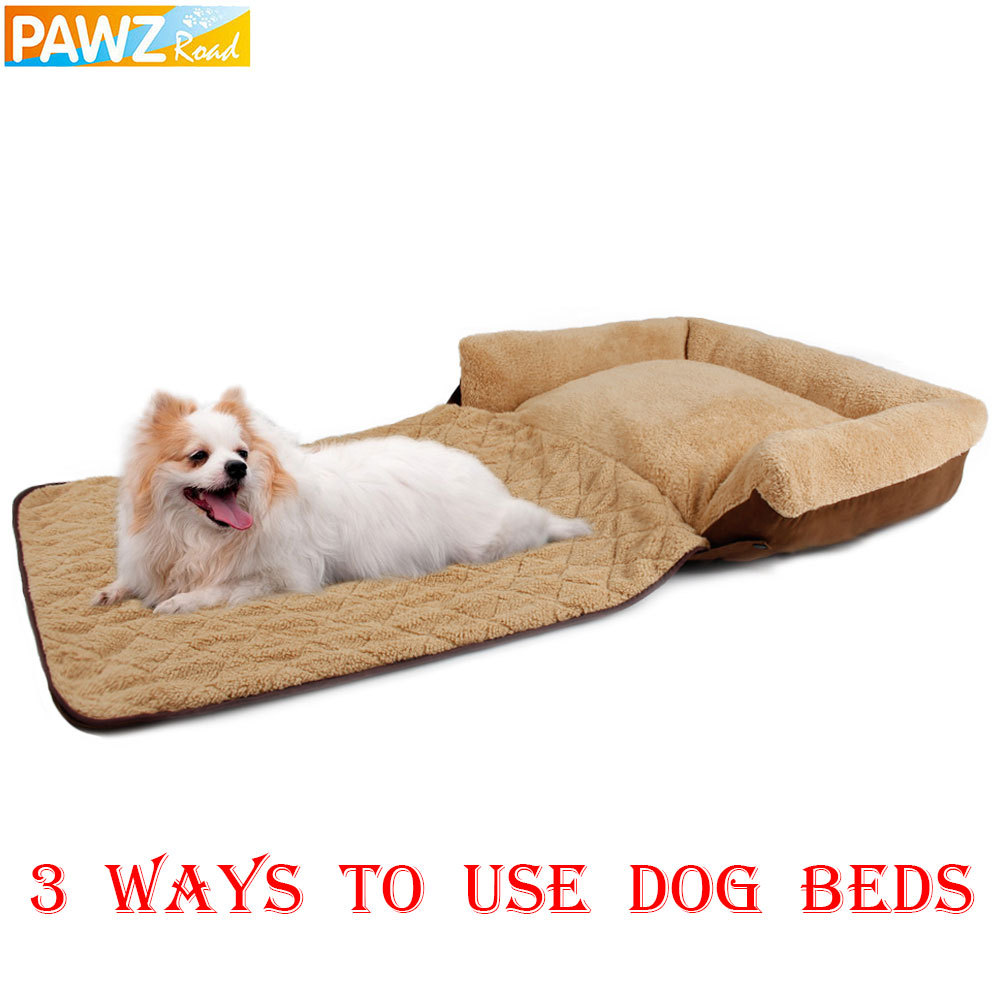 Send from us warehouse dog sofa pet cat soft warm pet for Dog haus dog beds