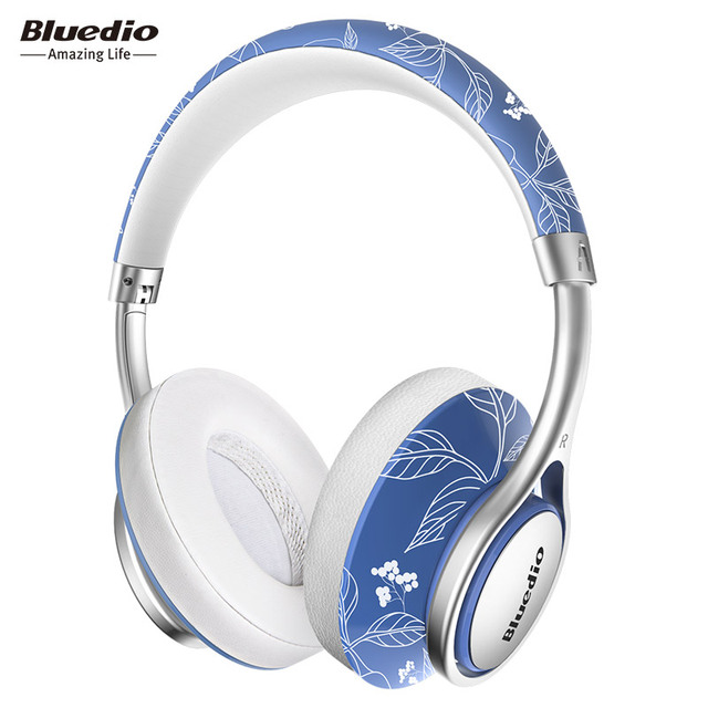 Bluedio A2 складные наушники bluetooth BT4.2 стерео bluetooth-гарнитура беспроводные наушники для телефонов