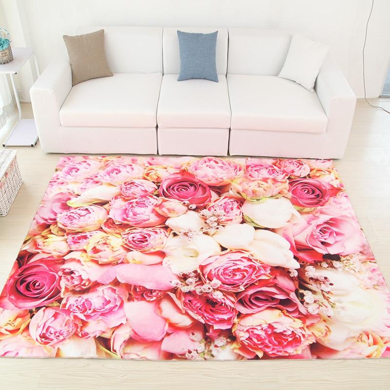 120X180CM 3D Undersea Word Carpets For Living Room Pastoral Bedroom ...