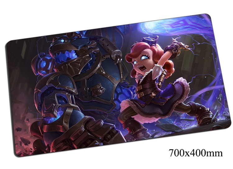 Annie mouse pad 700x400x2mm gaming mousepad gear lol gamer mouse mat pad game computer Dark Child padmouse photo play mats