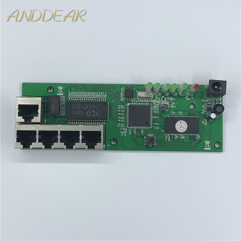 5 port router module manufacturer direct sell cheap wired distribution box 5-port router modules OEM wired router module 1