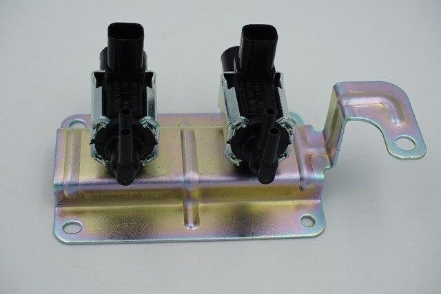 Intake manifold runner control valve function