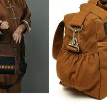 Унисекс буддистский монах сумки медитация лежали шаолинские монахи пакеты дзен буддистский боевые искусства сумки желтый/коричневый