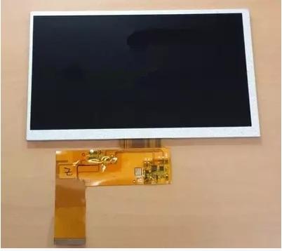 T7640B T7640B-B10 7 Inch 40 Pin GPS Navigator Display Screen E Road Traffic  GPS Screen With Touch Screen 164MM*100MM*3MM