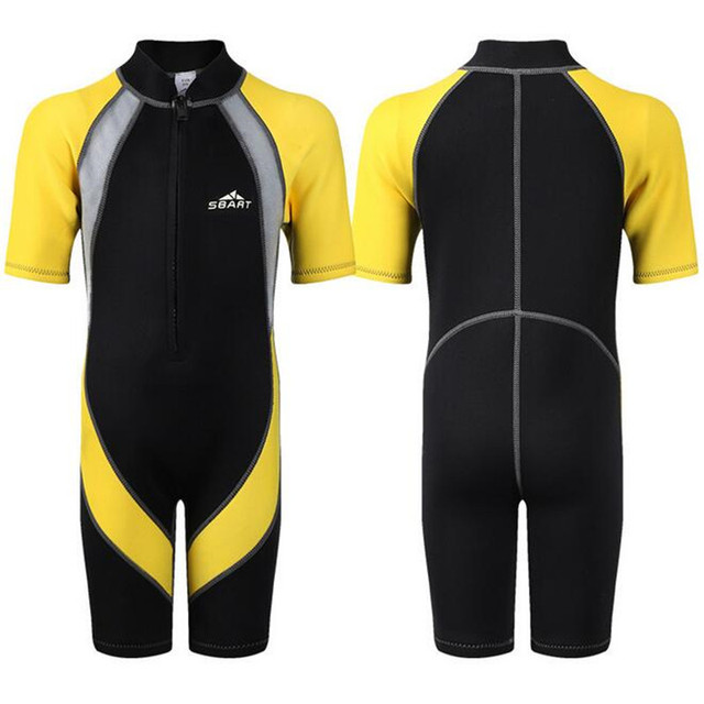 Fast Drying Kid's Diving Suits