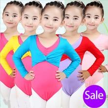 Meninas Camisola Envoltório Ballet Prática Desgaste da Dança Aquecer Malha Collant De Ginástica Crianças Criança Ballet Envoltório Topo