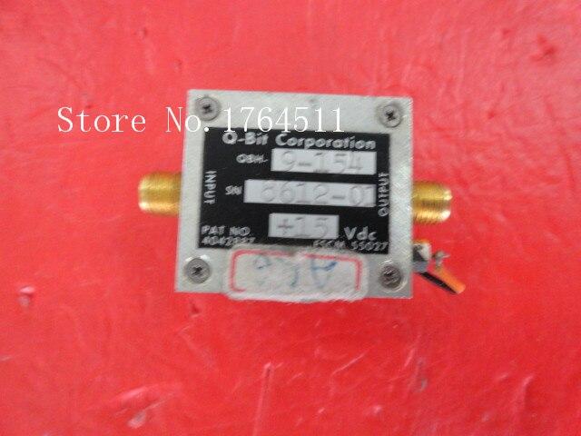 [BELLA] Q-bit QBH-9-154 15V SMA Supply Amplifier