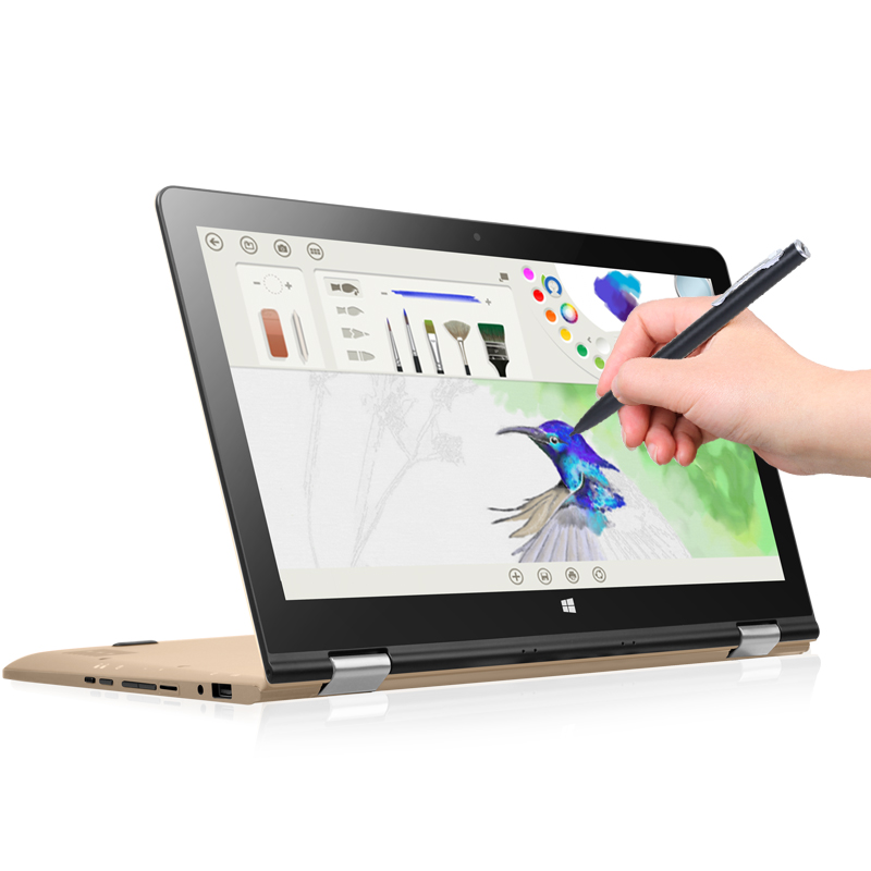 VOYO VBOOK A1 series Apollo Lake N4200 Quad Core 1.1-2.2GHz Win10 11.6 tablet pcs IPS Screen With 4GB DDR3L 120GB SSD computer
