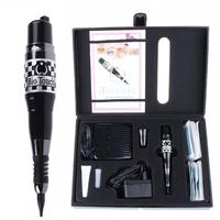 Free Shipping 1set Biotouch Mosaic Machine High Quality Taiwan Original Cosmetic Tattoo Tools For Tattooing Eyebrow Lip Eyeliner
